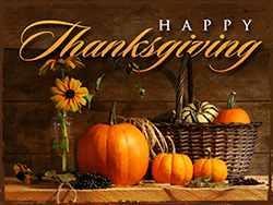 Happy Thanksgiving from Kim Controls!