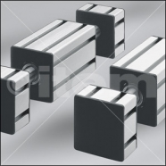 Mechanical solutions include linear motion slides, actuators