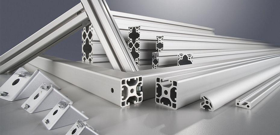 item Aluminum Profiles and Accessories